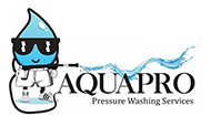 AquaPro Pressure Washing Services, LLC Logo