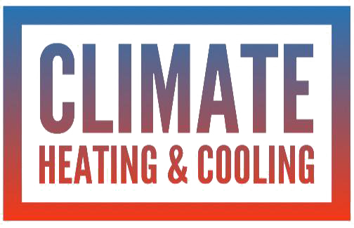 Climate Heating & Cooling Logo