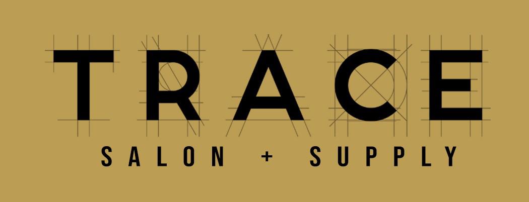 Trace Salon + Supply Franklin Logo