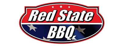Red State BBQ Logo
