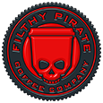 Filthy Pirate Coffee Logo