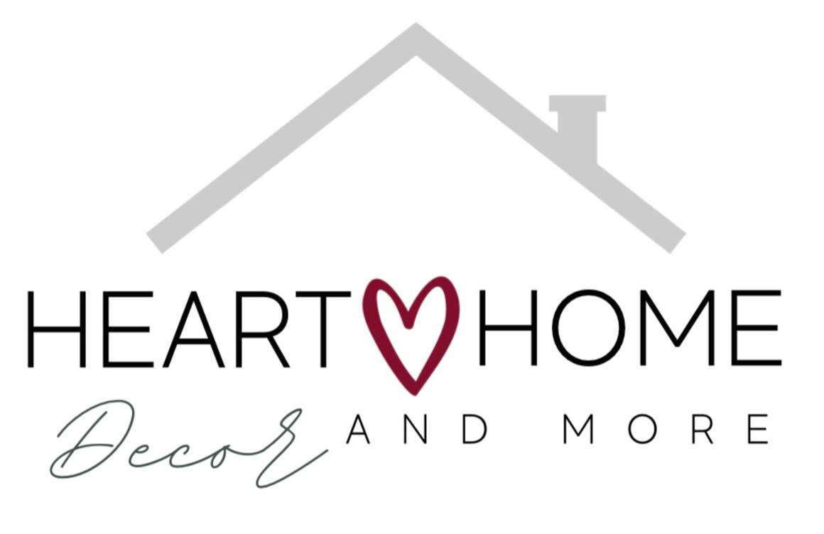 Heart and Home Decor Logo