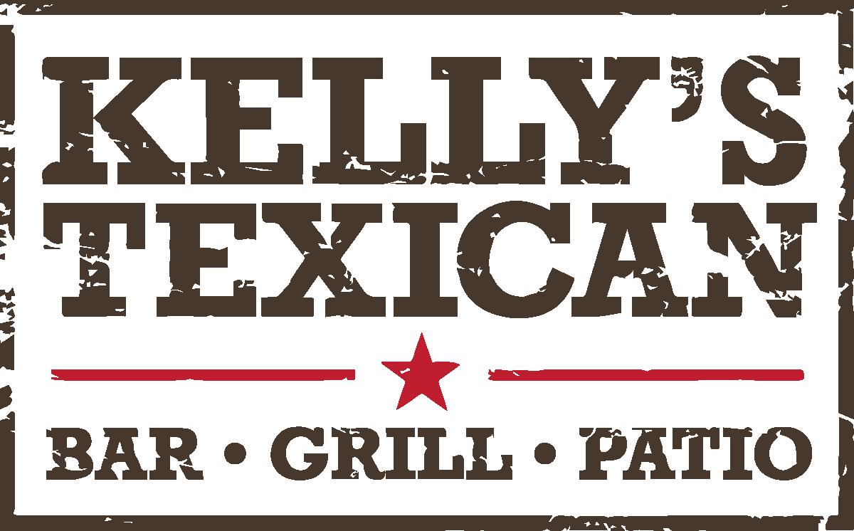 Kelly's Texican Bar • Grill • Patio Logo