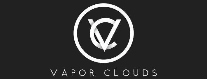 Vapor Clouds Logo