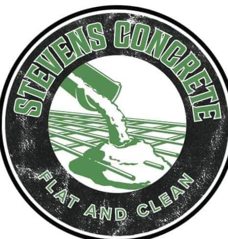 Stevens Concrete Logo