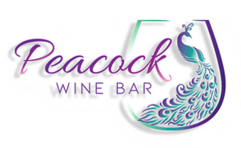 Peacock Wine Bar Logo