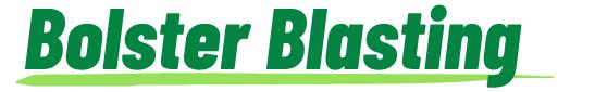 Bolster Blasting Logo