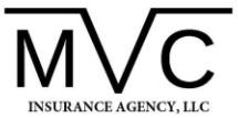 MVC Insurance Agency Logo