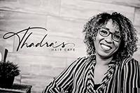 Thadra's Hair Cafe Logo