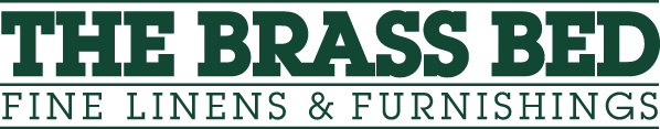 The Brass Bed, Fine Linens & Furnishings Logo