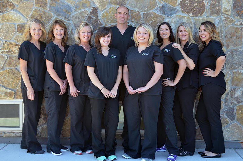 staff image at West Ranch Dental