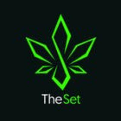 The Set Cannabis Dispensary Logo