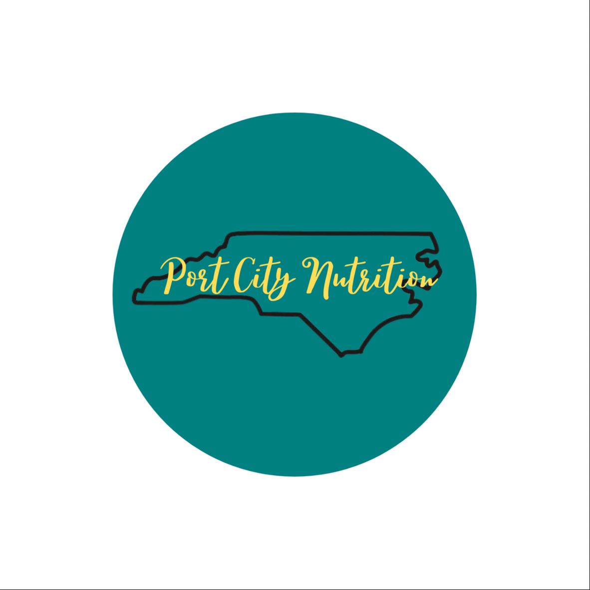 Port City Nutrition Logo