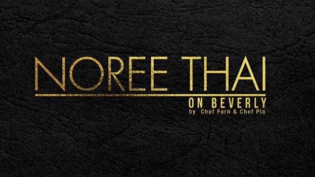 Noree Thai on Beverly Logo