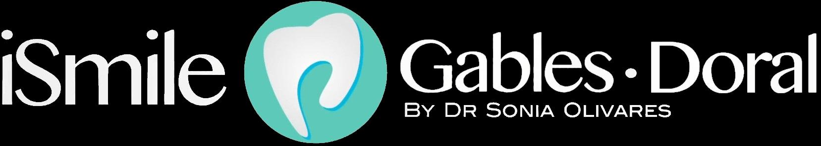 iSmile Gables by Dr. Sonia Olivares Logo