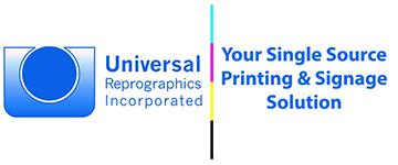 Universal Reprographics Logo