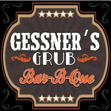 Gessner's Grub BBQ Co. Logo