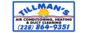 Tillman's Air Conditioning, Heating & Duct Cleaning Logo
