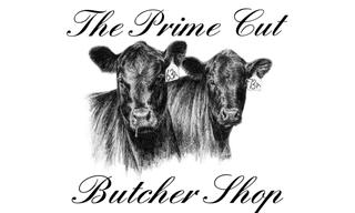 The Prime Cut Butcher Shop Logo