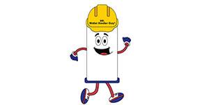Mr. Water Heater Guy Logo