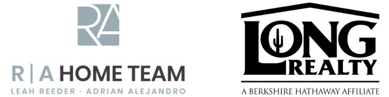 R|A Home Team - Long Realty Company - Tucson Logo