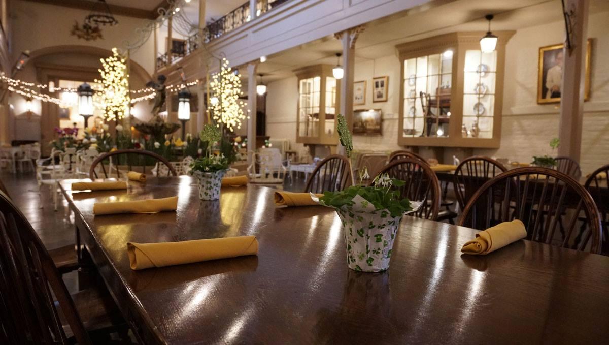 Historic Restaurant in Shelbyville, KY