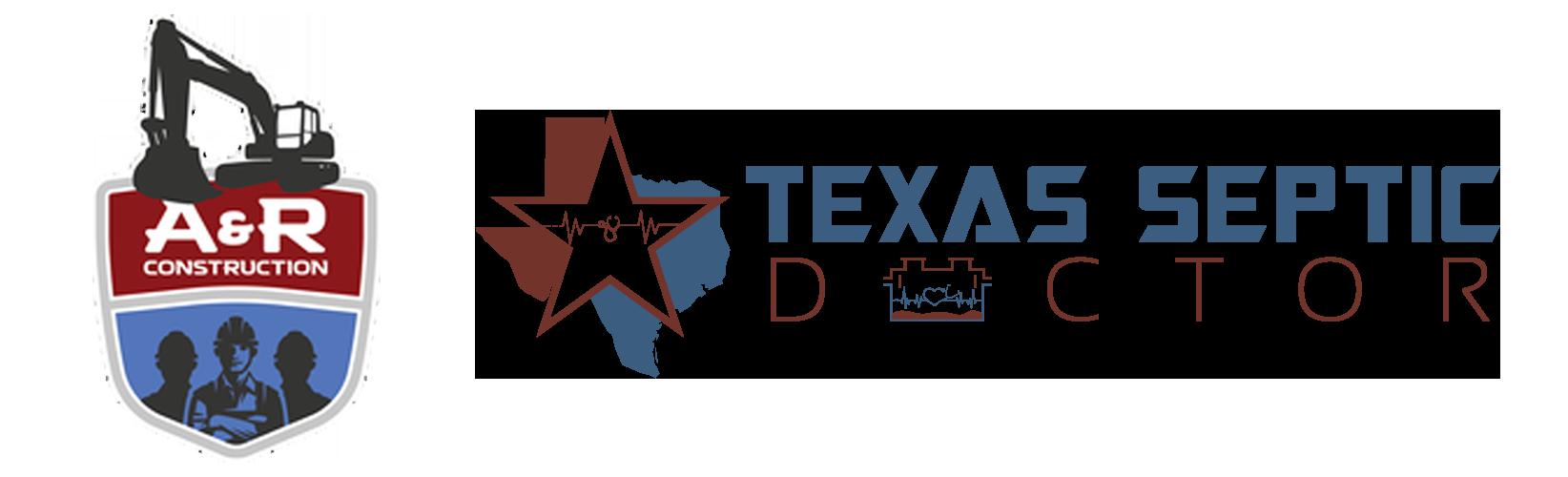 A&R Construction - Texas Septic Doctor Logo