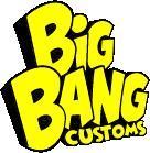 Big Bang Customs Logo