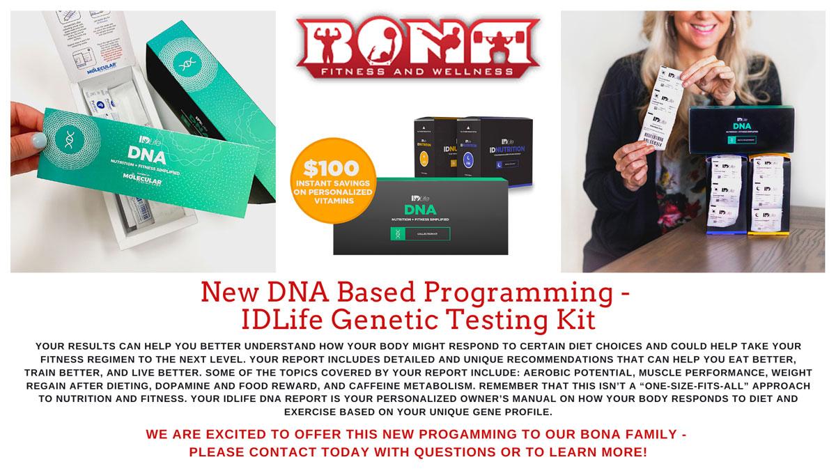 Genetic Testing Kit