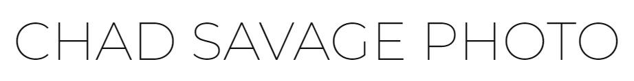 Chad Savage Photo Logo