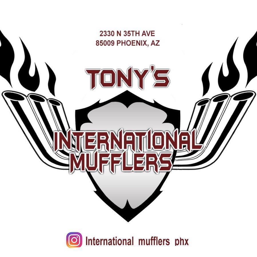 International Mufflers Logo