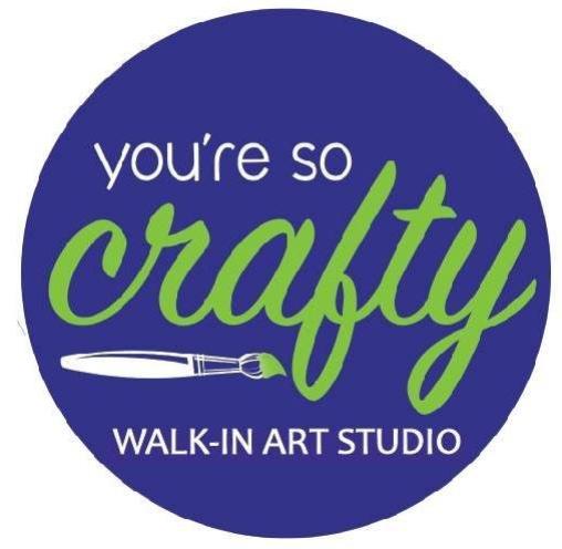 You're So Crafty Logo