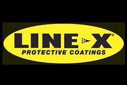 Alpharetta LINE-X Logo