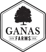 Ganas Family Farm Logo
