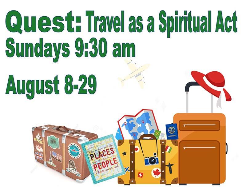 Travel Quest Graphic