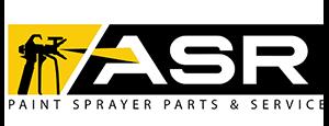 ASR Paint Sprayer Parts & Service Logo