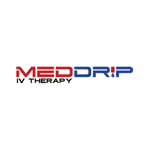 MedDrip IV Therapy Logo