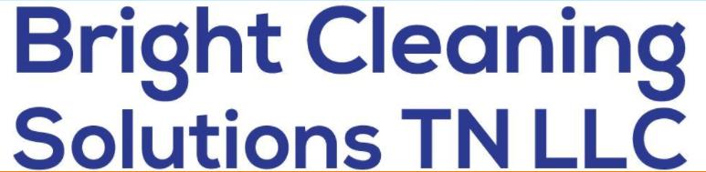 Bright Cleaning Solutions TN LLC Logo