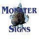 Monster Signs Logo