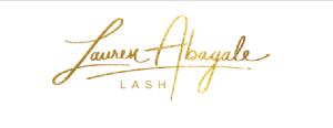 Lauren Abagale Lash and Bridal Logo