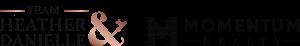 Team Heather & Danielle – Momentum Realty Logo