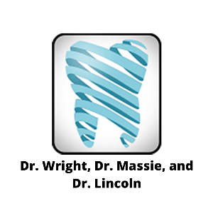 Dr. Wright, Dr. Massie, and Dr. Lincoln Logo