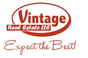 Vintage Real Estate LLC Logo
