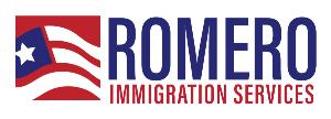 Romero Immigration Services Logo