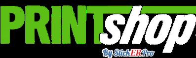 Print Shop by StickerPro Logo
