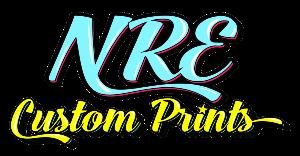 NRE Prints Logo