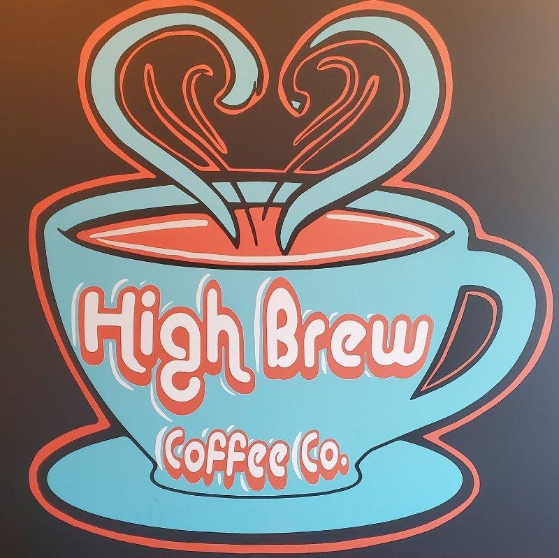 Highbrew Coffee Co Logo