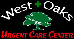 West Oaks Urgent Care Center Logo