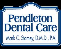 Pendleton Dental Care Logo