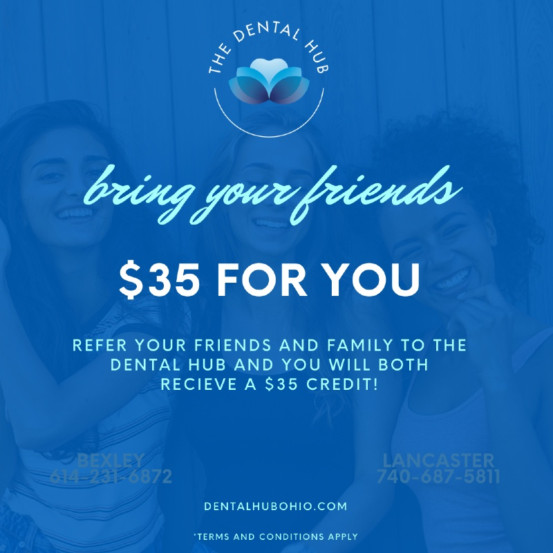 $35 to refer a friend
